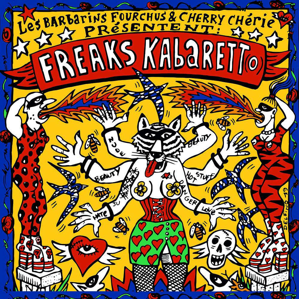 FREAKS KABARETT(O) #2